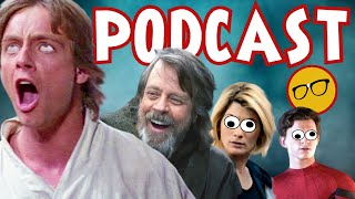 D23 Reaction | Star Wars, Spidey and Doctor Who Filming - Friday Night Tights