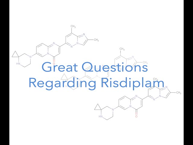 Great Questions Regarding Risdiplam