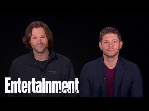 'Supernatural's' Jensen Ackles & Jared Padalecki Help Cope With Missing Dean  Entertainment Weekly