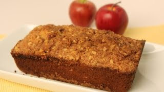 Homemade Apple Bread Recipe - Laura Vitale - Laura In The Kitchen Episode 487