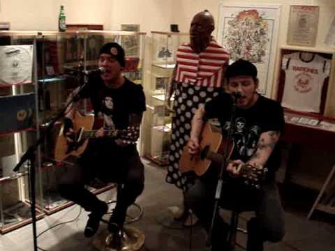 Alkaline Trio-The KKK Took My Baby Away/Mercy Me Acoustic
