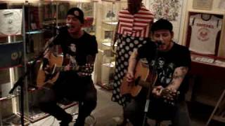 Alkaline Trio-The KKK Took My Baby Away/Mercy Me Acoustic