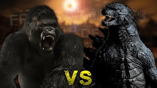 King Kong vs Godzilla. Frikis Combates de Rap de Mis Huevos | Zarth Rap