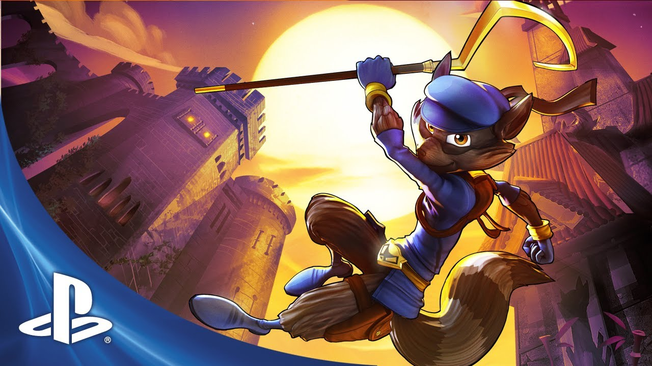 Sly Cooper Thieves In Time Launch Trailer Youtube