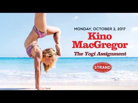 Kino MacGregor | The Yogi Assignment