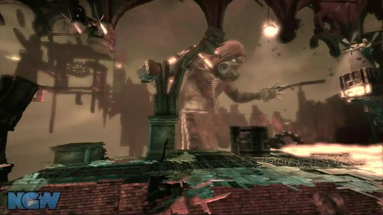 Arkham Asylum | Michael Bay: Batman Wiki | FANDOM powered ...