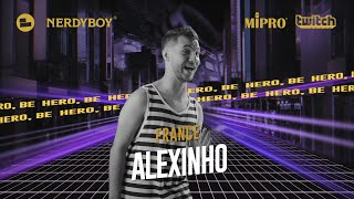 Alexinho (FR)|Asia Beatbox Championship 2019 Judge Showcase