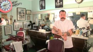 The Nite Owl Barber Shop interview (Remastered)