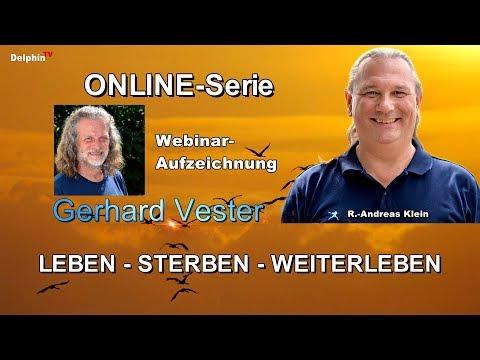 Leben-Sterben-Weiterleben   Gerhard Vester: Aufzeichnung