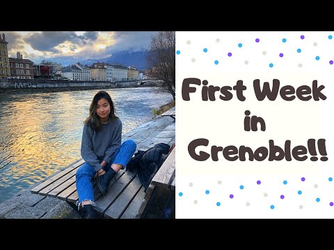 GRENOBLE, FRANCE STUDY ABROAD