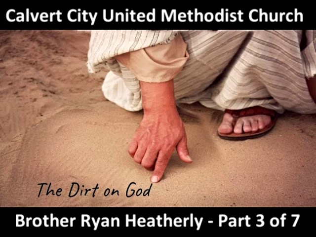 March 15, 2020 - The Dirt On God