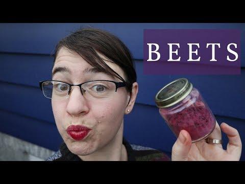 DIY BEET ROOT POWDER | for makeup or food