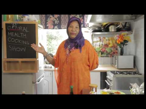 Cultural Health Cooking Show - Herbs and Spices