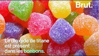 Des nanoparticules dans tous nos bonbons et gâteaux ?