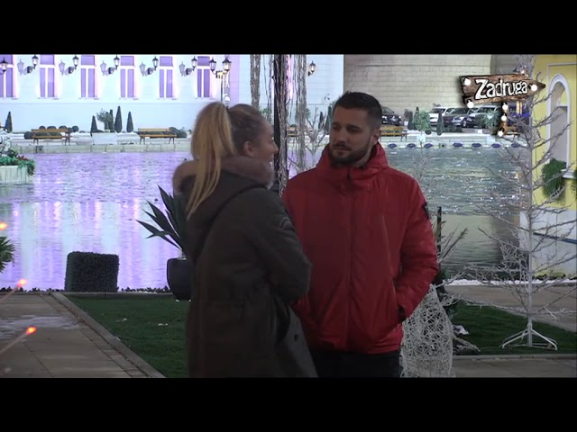 Zadruga 2 - Prva svađa Lune i Marka - 18.01.2019.