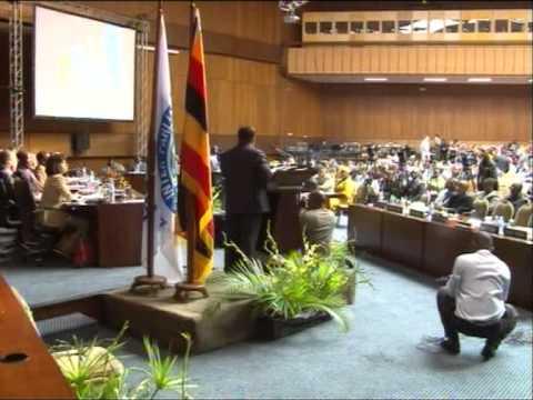 126TH International Parliamentary Union in Kampala