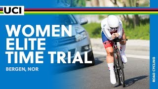 2017 UCI Road World Championships - Bergen (NOR) / Women Elite Time Trial thumbnail