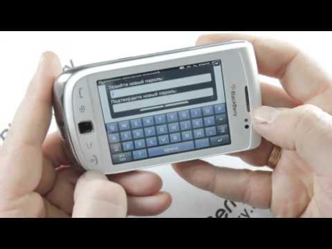Обзор телефона BlackBerry 9810 Torch