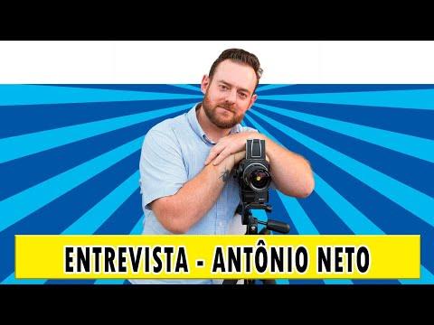 Entrevista - Antônio Neto do canal Câmera Velha | Podcast #23