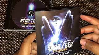 Star Trek Discovery Season 1, Chapter 2 Soundtrack Unwrapping