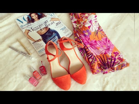 Summery Holiday/Vacation Haul