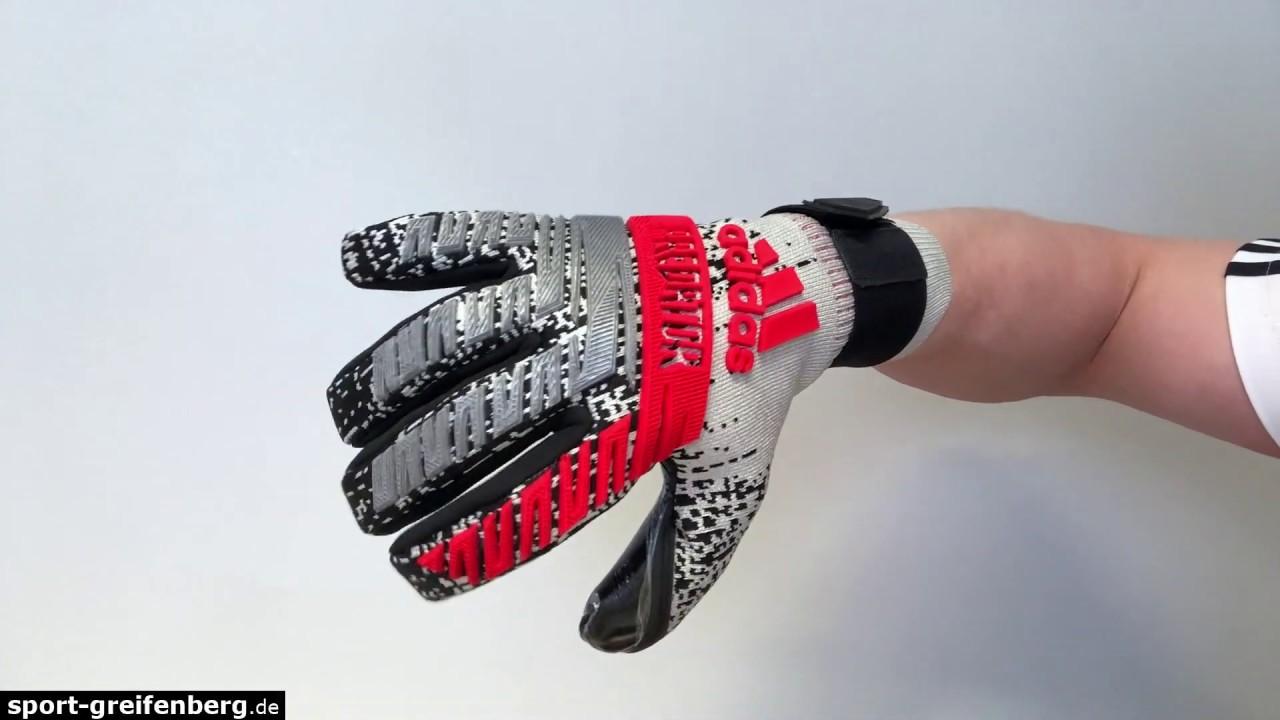 adidas predator torwarthandschuhe größe 7