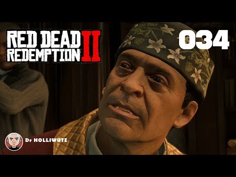 Red Dead Redemption 2 gameplay german #034 - Ehrenmann Angelo Bronte [XB1X] | Let's Play RDR 2