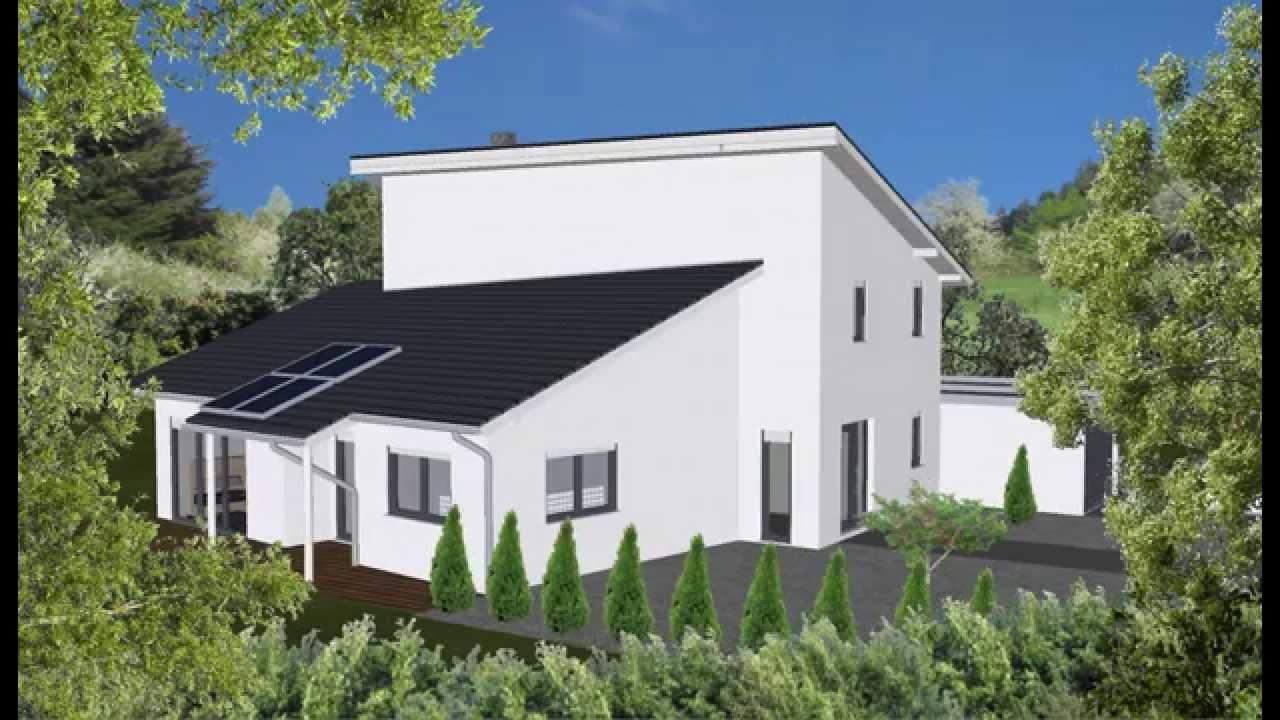 Wolfhaus Geplant Von Emisupport Einfamilienhaus 1,5