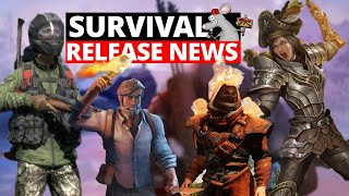 DAYZ DLC RELEASE DATE! ATLAS! CITADELS! LONG DARK! ASTRONEER WILD EIGHT + MORE SURVIVAL RELEASE NEWS
