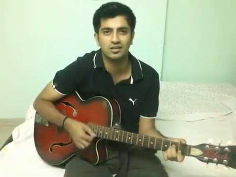 Medley O Mere Dil K Chaingulabi Akheinbhula Do Guitar Unplugged