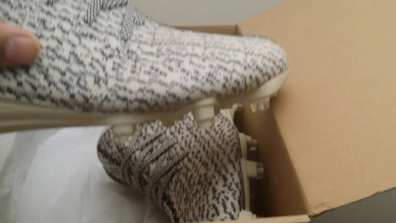 Adidas 350 Yeezy Turtle Dove Football Cleat – Pound for Pound