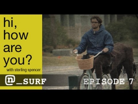 Sterling Spencer's Surfing Centaur Give An Exclusive Interview