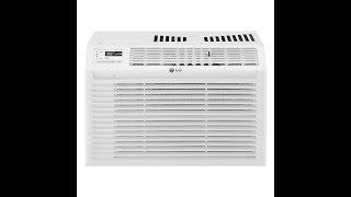 창문형 에어컨 LW6017R 온도 소음