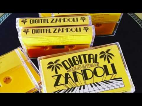 DIGITAL ZANDOLI   THE MIXTAPE by DIGGER'S DIGEST & DR  NICO SKLIRIS
