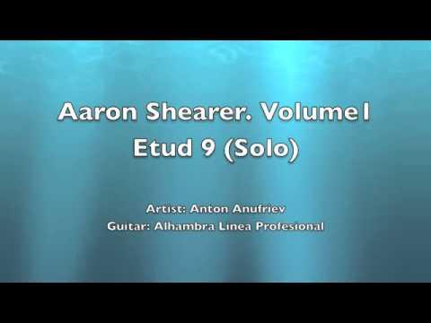 Aaron Shearer. Volume 1. Etud9 Solo