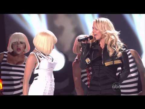 Britney Spears - Till The World Ends feat Nicki Minaj Billboard Music Awards 2011 Live