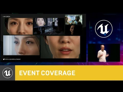 Creating Believable Characters in Unreal Engine   GDC 2018   Unreal Engine