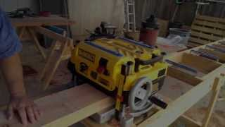 Roller Planer Table