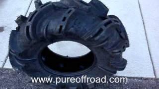gorilla silverback atv tires