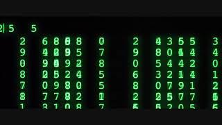 The Matrix, By Lana Wachowski & Andy Wachowski (1999) - Opening Scene