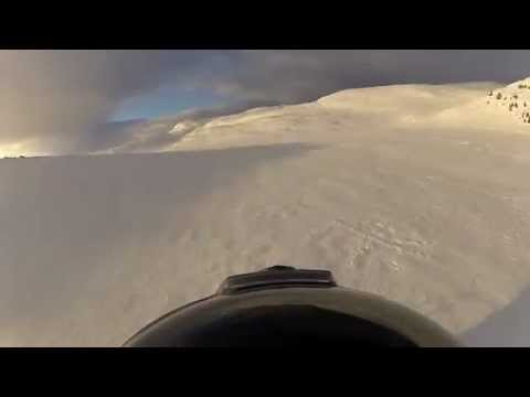 Arctic Ocean Snowmobile Expedition