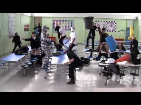 The year 10 Harlem shake