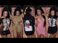 Edgy Fashion Nova Valentines Haul & Try-On