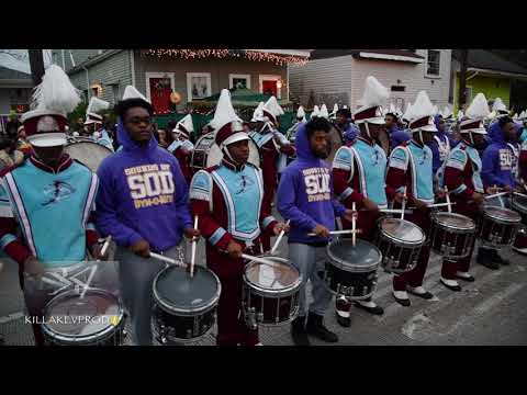 Talladega College & Alcorn State University - Joint Cadence - 2018