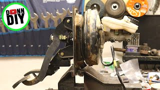 Brake Booster & Steering Wheel - 4x4 Build Ep.15