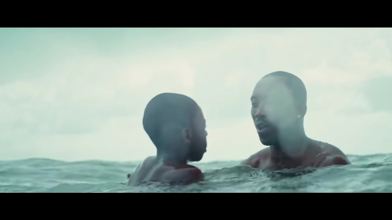 Director Barry Jenkins talks about the swimming scene in MOONLIGHT