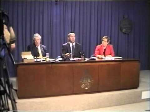 NSW Minster for Health in 2002
