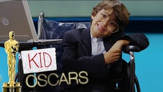 Repeat youtube video KIDS REENACT 2015 OSCAR NOMINEES!!!
