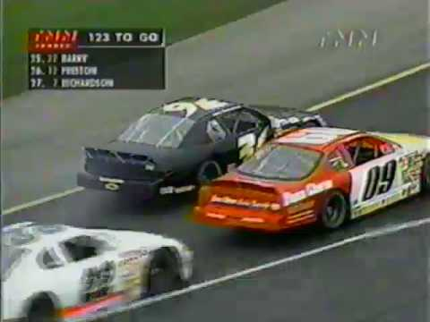 NASCAR Busch North Series 2000 Busch 125 at New Hampshire International Speedway