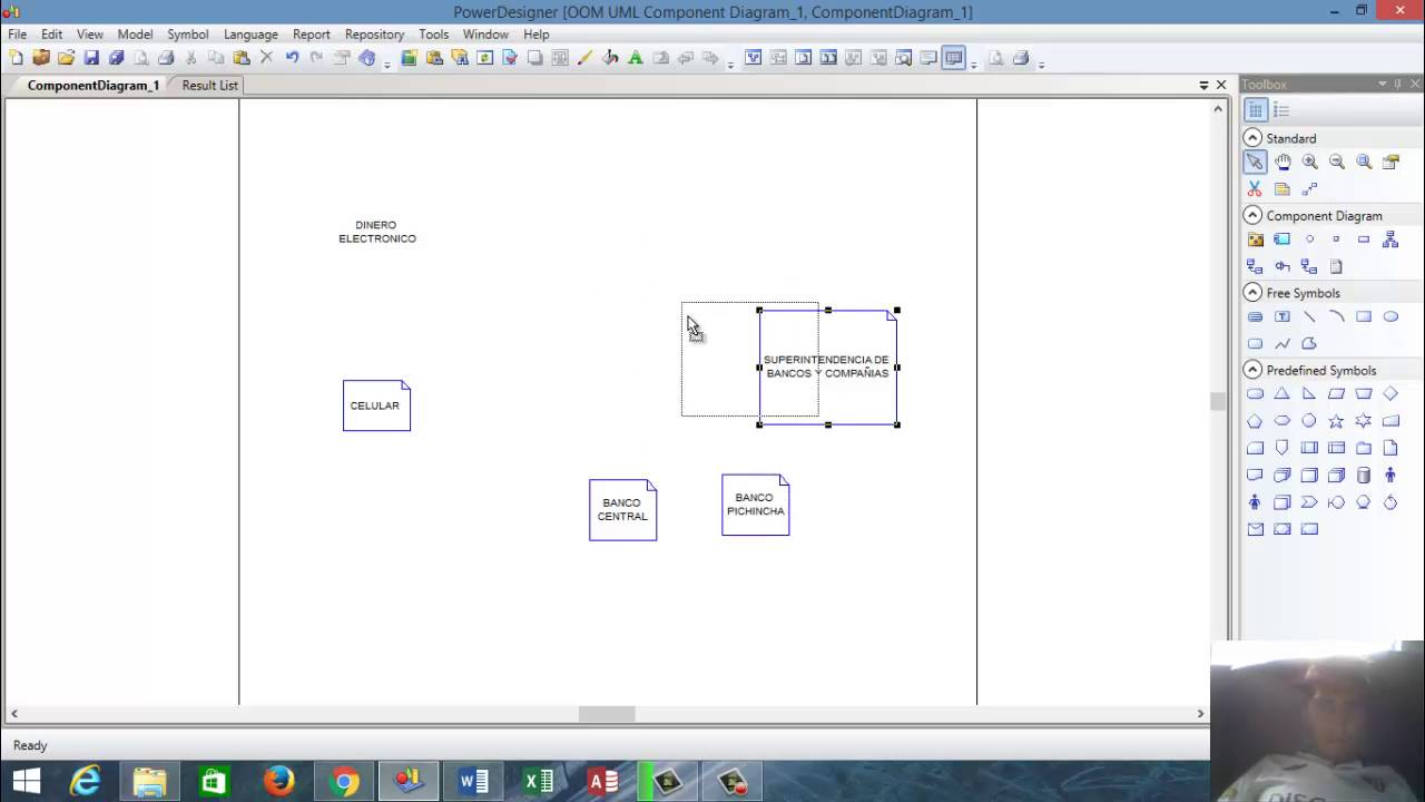 Dorable Component Diagram Symbols Illustration - Electrical and ...